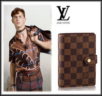 Louis Vuitton(ルイヴィトン) ステーショナリー 関税込★Vuitton★SMALL RING AGENDA COVER