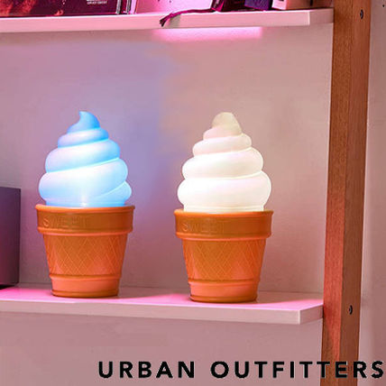 Urban Outfitters soft serve ice cream * table lamp