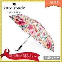 セレブ愛用者多数☆kate spade new york☆Travel Umbrella