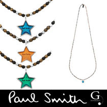 Paul Smith(ポールスミス) ネックレス・チョーカー 【ポールスミス】PaulSmith*スターモチーフネックレス*3色