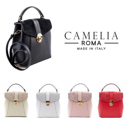 In the CAMELIA ROMA backpack serdfrappmini bag 3 ways