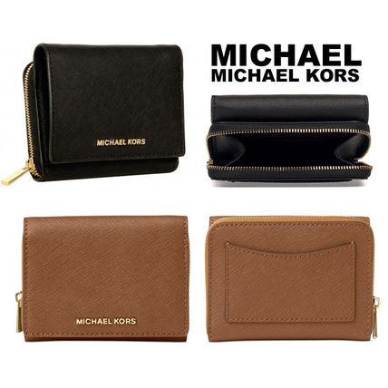 【セール】Michael Kors Jet Set Travel Wallet 折りたたみ財布