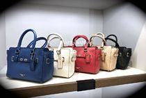 【Coach】新色入荷!MINI BLAKE CARRYALLF37635☆2way