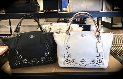 Coach limited edition sale KELSEY studded / 2way F 59348