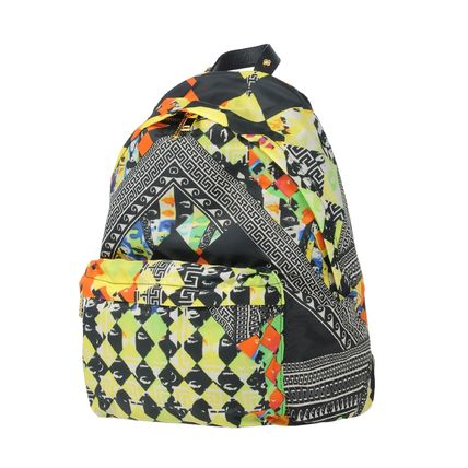 And VERSUS VERSACE multi-color design back