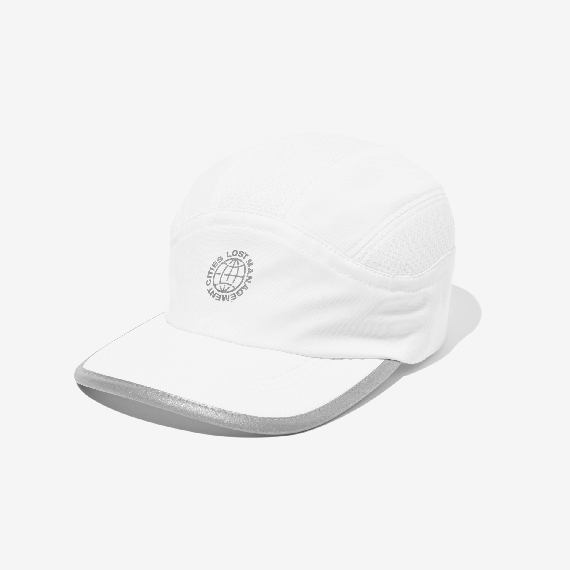◇LIFUL◇ 17ss  REFLECTIVE TRAINING CAP (white) ユニセックス