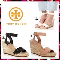 セール 今季新作 Tory Burch BIMA 2 90MM WEDGE ESPADRILLE