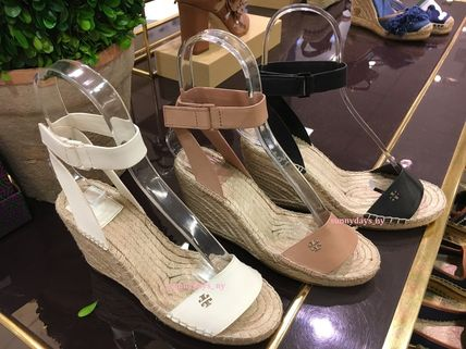 Tory Burch サンダル・ミュール セール 今季新作 Tory Burch BIMA 2 90MM WEDGE ESPADRILLE (17)