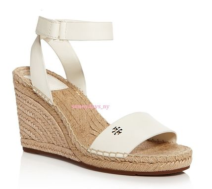 Tory Burch サンダル・ミュール セール 今季新作 Tory Burch BIMA 2 90MM WEDGE ESPADRILLE (2)
