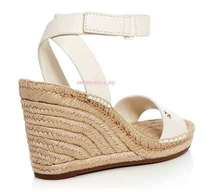 Tory Burch サンダル・ミュール セール 今季新作 Tory Burch BIMA 2 90MM WEDGE ESPADRILLE (4)
