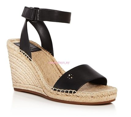 Tory Burch サンダル・ミュール セール 今季新作 Tory Burch BIMA 2 90MM WEDGE ESPADRILLE (6)