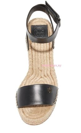 Tory Burch サンダル・ミュール セール 今季新作 Tory Burch BIMA 2 90MM WEDGE ESPADRILLE (9)
