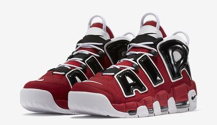 Nike スニーカー NIKE AIR MORE UPTEMPO 96 HOOP PACK Varsity Red モアテン(2)