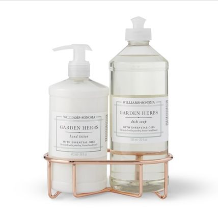 【速達・追跡】HandLotion & DishSoap Classic Copper 3PieceSet
