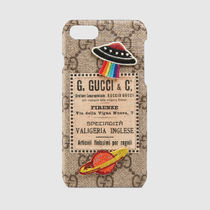 [GUCCI] ★2017最新作★ Gucci Courrier iPhone 7 case