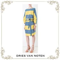 【17SS】大人気★Dries Van Noten★striped dress