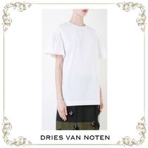 【17SS】大人気★Dries Van Noten★ruffled sleeve blouse