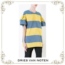 【17SS】大人気★Dries Van Noten★striped T-shirt