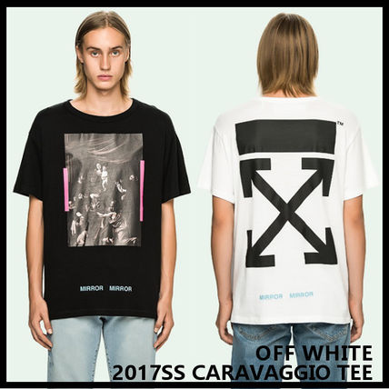 Off-White 2017 SS CARAVAGGIO TEE