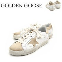 Golden Goose/正規品/EMS/送料込み Super Star Row Sneakers