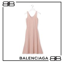 関税送料込★Balenciaga★STRETCH-KNIT DRESS