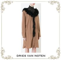 【17SS】大人気★Dries Van Noten★embroidered shirt dress