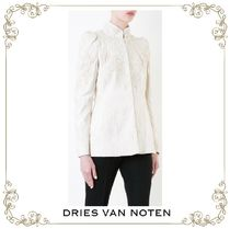 【17SS】大人気★Dries Van Noten★embroidered blazer
