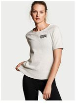 【Victoria's Secret 】Short-sleeve Sweatshirt