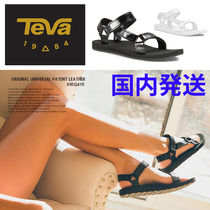 【TEVA】テバ W ORIGINAL UNIVERSAL PATENT LEATHER #1012470