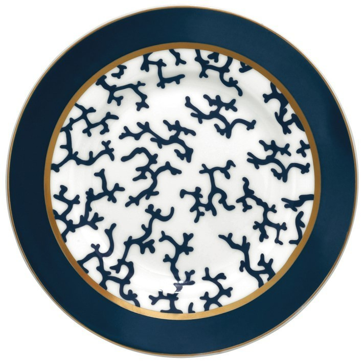 【速達・追跡】Raynaud Cristobal Marine Bread & Butter Plate