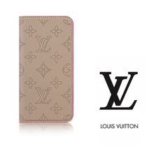 ◆関税保証◆☆Louis Vuitton☆ iPhone 7ケース FOLIO☆Galet