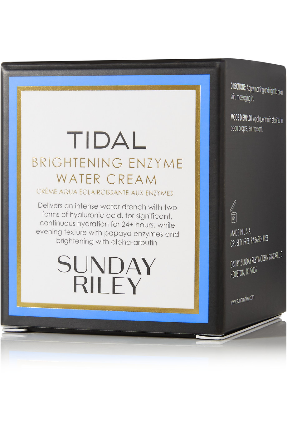 SUNDAY RILEY Tidal Brightening Enzyme Water Cream 50ml