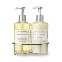 Williams Sonoma(ウィリアムズソノマ) ハンドケア 【速達・追跡】Meyer Lemon Hand Soap & Lotion, Deluxe 5P Set