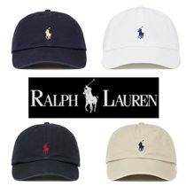 Polo Ralph Lauren  Classic Sports Cap 4カラー