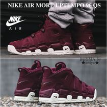 日本未入荷★NIKE AIR MORE UPTEMPO 96 QS/Night Maroon★関税込