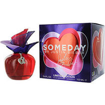 Justin Bieber(ジャスティン ビーバー) 香水・フレグランス 【速達】(女性用)Someday By JustinBieber Limited Edition100ml