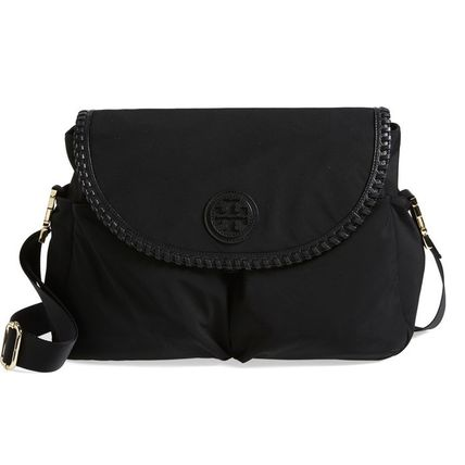 【即発】セール! Tory Burch★Marion Nylon Messenger Baby Bag