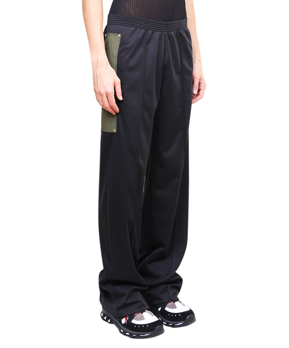 【ジバンシィ】Tapered wide joggers Nero パンツ