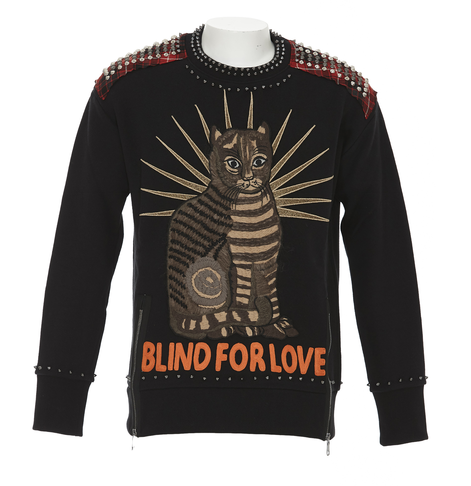 VIP SALE!国内発送☆ GUCCI Blind for love コットンスェット