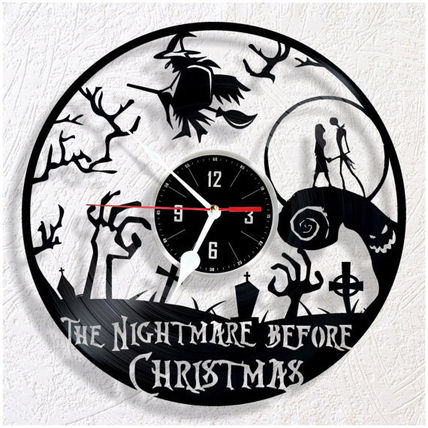 wall clock wall clock - nightmare # 45