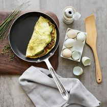 All-Clad(オールクラッド) 調理器具 【速達・追跡】All-Clad d5 Stainless-Steel Nonstick Omelette
