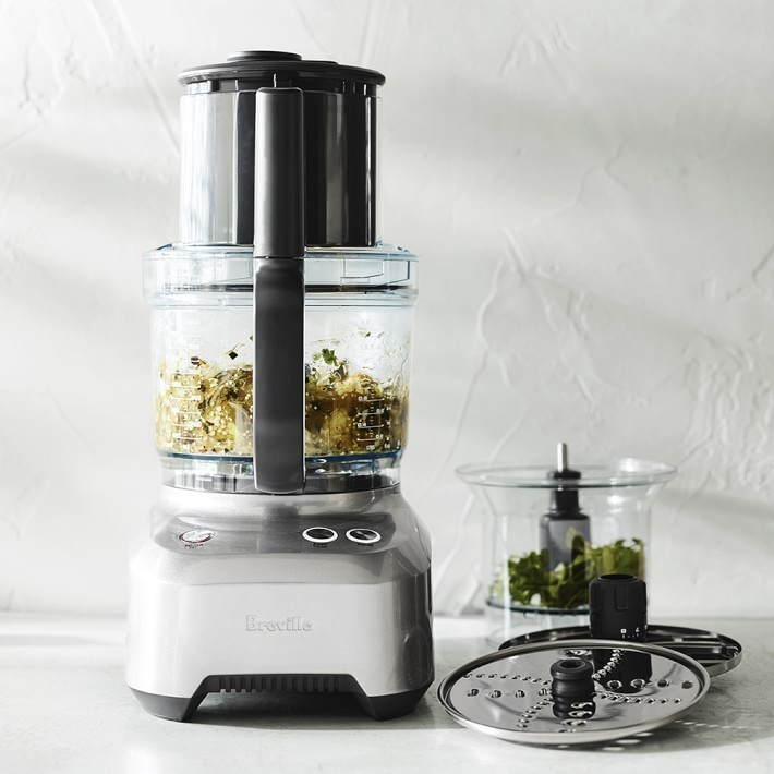【速達・追跡】Breville Sous Chef Plus Food Processor, 12-Cup