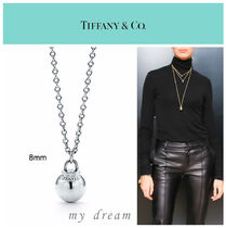 日本未入荷【Tiffany&Co】HardWear Ball Pendant in silver 8mm