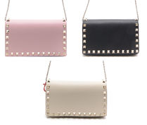 【関税負担】 VALENTINO CHAIN CROSS BODY