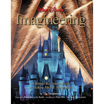 ディズニー Walt Disney Imagineering: A Behind the Dreams