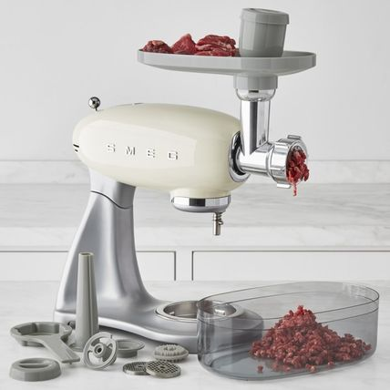 【速達・追跡】 Smeg Multi-Food Grinder Attachement