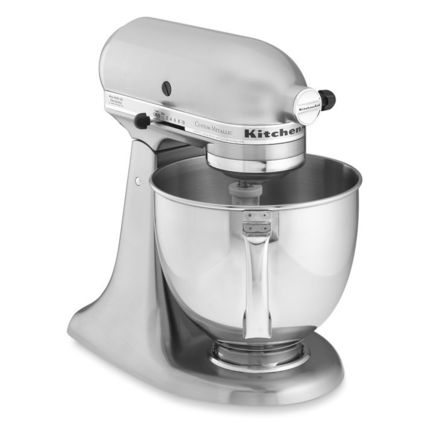 【速達・追跡】KitchenAid Metallic Series 5-Qt. Stand Mixer