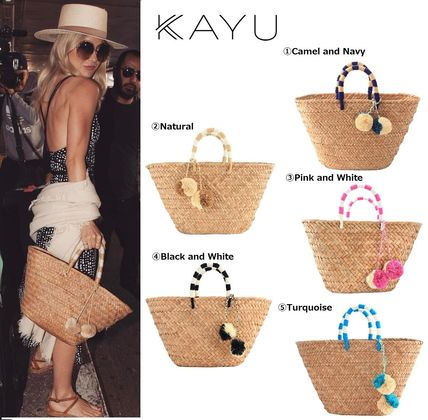 KAYU this summer's popular St Tropez Tote all