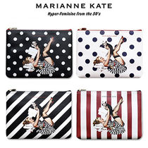 Marianne kate(マリアンケイト) ポーチ 【関税・送料込】Marianne kate★Lucky Dog ポーチ(M)