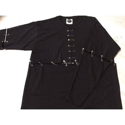 TOPSHOP Tシャツ・カットソー 【国内即発送 送料無料 日本未発売 海外 大人気】TAINTED TOP(4)